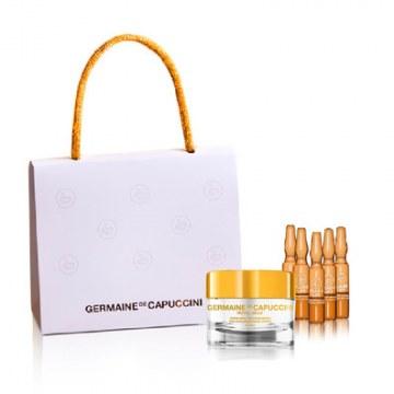 Pack Crema Royal Jelly Comfort + 5 Flash Lift Serum Germaine de Capuccini