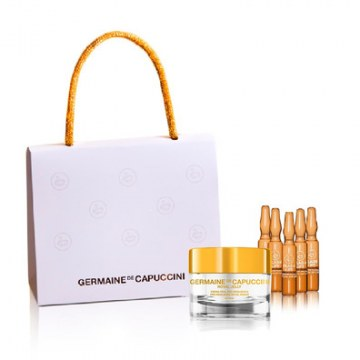 Pack Crema Royal Jelly Extreme+ 5 Flash Lift Serum Germaine de Capuccini