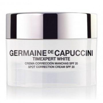 Crema Corrección de Manchas SPF20 50ml Germaine de Capuccini